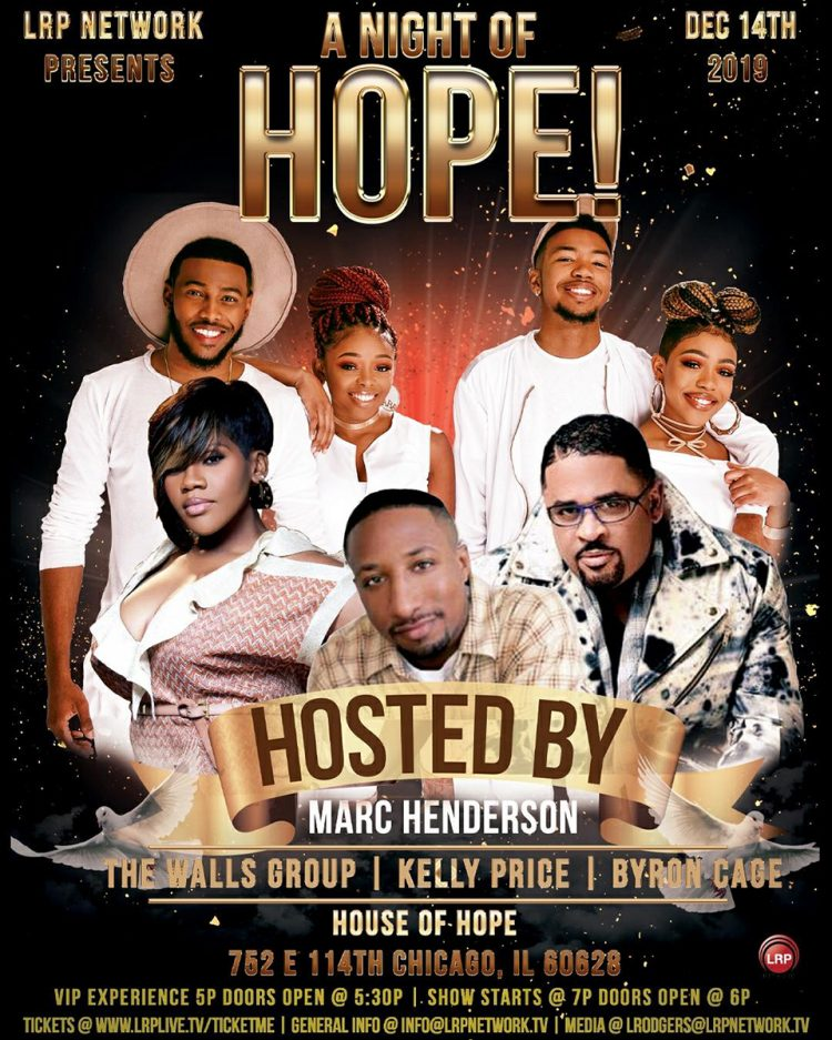 A Night of Hope - Approved Flyer
